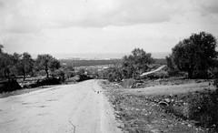 Looking towards outskirts of Tripoli, North Lebanon (aussiejeff) Tags: road lebanon landscape army war wwii australia ww2 1942 tripoli 6thdivision 2ndaif