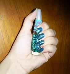 Maresia (Caroline Vargas da Silveira) Tags: impala nailart esmalte clubedoesmalte brilhodasereia