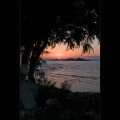 Sunset in Phalasarna (Photofreaks) Tags: sunset panorama beach bay landscapes hellas kreta creta greece crete greekislands griechenland mediterraneansea bucht mittelmeer krti ellda falasarna   hells ells hellenicrepublic phalasarna griechischeinseln    adengs wwwphotofreaksws shopphotofreaksws ellnikdmokrata hellenischerepublik