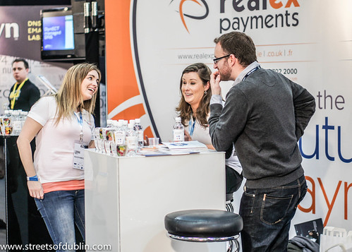 Realex Payments: Web Summit 2012 In Dublin (Ireland)