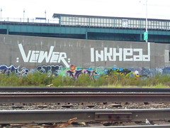 vewer inkhead (onetwo3stayblowintrEEZ) Tags: nyc graffiti cete stor inkhead vew