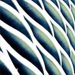 Rhythmic Waves (Footeprintz) Tags: urban abstract architecture graphic balcony curves wave footeprintz