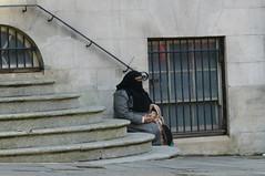 Covered (eyair) Tags: ireland dublin scarf muslim islam headscarf hijab niqab ashmashashmash irishmuslim