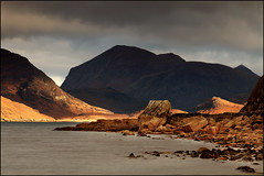 Marsco From Elgol (angus clyne) Tags: light skye island dawn scotland scottish isle bothy elgol marsco camasunary