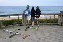 Copacabana Beach, Central Coast, NSW (Julie Byrnes) Tags: beach candid lifestyle copa actions beachproject