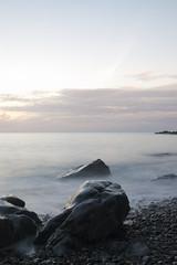 Pointe de Minard. (pierre le gall) Tags: sea nature rock landscape nd8