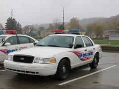 Toronto Police (Sean_Marshall) Tags: light ohio toronto car police policecar lightbar