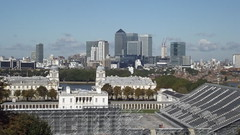 London Skyline from the top of Greenwich Park - Old Royal Naval College, Queens House and Canary Wharf (ell brown) Tags: london greaterlondon england unitedkingdom greatbritain greenwich royalboroughofgreenwich maritimegreenwich unesco worldheritagesite unescoworldheritagesite greenwichpark royalobservatorygreenwich royalmuseumsgreenwich skyline londonskyline london2012 greenwichparkolympicsstand equestrianevents modernpentathlonevents equestrianstadium nationalmaritimemuseum queenshouse constructionsite buildingsite oldroyalnavalcollege riverthames canarywharf