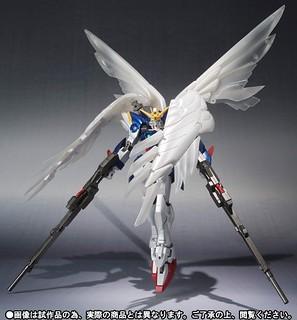 飛翼鋼彈零式抽選販售啟動!