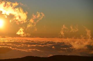 Sunset on Mauna Kea (DSC_4394)