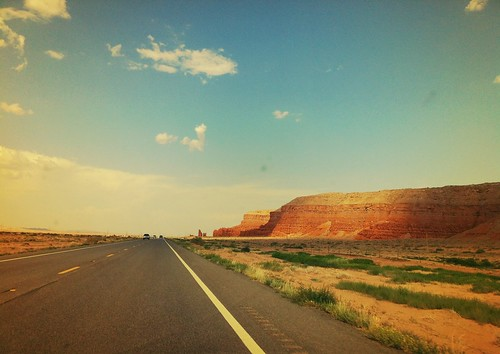 "New Mexico Highway • <a style=""font-size:0.8em;"" href=""http://www.flickr.com/photos/20810644@N05/8142898424/"" target=""_blank"">View on Flickr</a>"