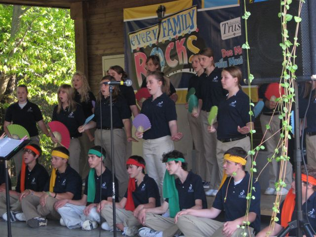 Blank Park Zoo Calendar : Youth chorale at the blank park zoo iowa chorus