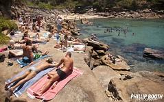 Sydney Summer (Phillip.B) Tags: ocean blue sea summer sun beach water beautiful sunshine swimming surf sydney relaxing culture australia heat suntan bathing tanning sunbathing goodtimes phillipbooth phillipboothphotography