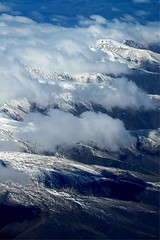 2012_11_190074 - New Zealand's Southern Alps (t3) (Gwydion M. Williams) Tags: newzealand snow mountains southisland southernalps