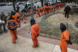 Witness Against Torture: March to the Department of Justice