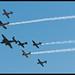 Warbird Flypast