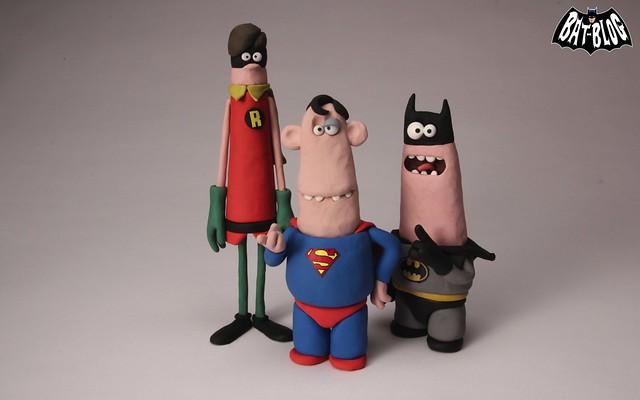 DC Collectibles - 阿德曼動畫工廠 蝙蝠俠&羅賓