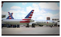 New American Airlines Identity (Can Pac Swire) Tags: new logo corporate identity unveiling update americanairlines aa unveil 2013 aanew2