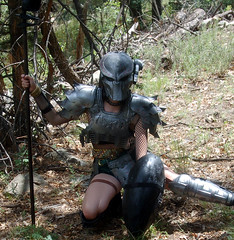 Machiko8 (Kurt Colin) Tags: arizona predator comicon