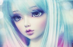 Lovely Mitsuru (Cyristine) Tags: girl ball asian doll chloe sd bjd sd10 fairyland f60 jointed sd13 feeple60