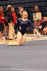 Penn State womens gymnastics (nraupach) Tags: college athletics women bars pittsburgh floor exercise state iowa womens beam pennstate gymnastics penn balance vault pitt athlete rutgers leotard uneven