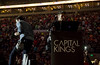 Capital Kings @ Winter Jam 2013, Allen County War Memorial Coliseum, Fort Wayne, IN - 01-20-13