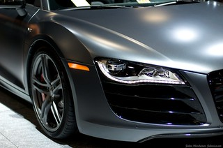 2013 Washington Auto Show - Lower Concourse - Audi 4 by Judson Weinsheimer