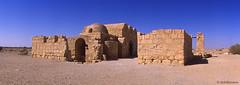 Al Amra - Castillos del desierto 2007 (Fernando +*) Tags: castle ruins desert jordan ruinas desierto castillo jordania castillosdeldesierto alamra