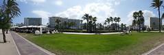 hinterm Deich (rainer.marx) Tags: leica panorama beach strand lumix meer urlaub panasonic holliday spanien malorca calamillor fz1000