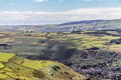 Rhondda Fach from Daerwynno Mountain (5) (Mal.Durbin Photography) Tags: rhonddacynontaf rhonddacynontaff rct rctlandscape maldurbin walesuk southwalesuk