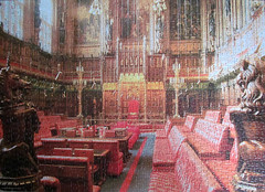 The House of Lords (pefkosmad) Tags: jigsaw puzzle leisure hobby pastime houseoflords photograph palaceofwestminster indoor
