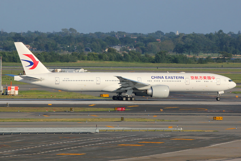 The world 39 s best photos of 777 and kennedy flickr hive mind - China eastern airlines sydney office ...
