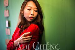 Adi_0032 (Adi Chng) Tags: adichng girl      redgreen