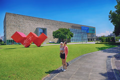 (M.K. Design) Tags:              taiwan taichung nationaltaiwanmuseumoffinearts family baby babe infant nikon d800e hdr architecture landscapes portrait
