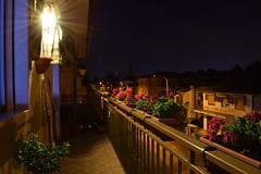 Summer evening (gi.zeta) Tags: summer night city light allaperto