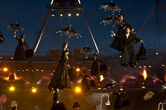Mary Poppins.... (gary8345) Tags: olympics olympicgames london2012 openingceremony marypoppins