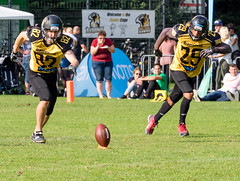 Muenster Blackhawks vs Bocholt Rhinos