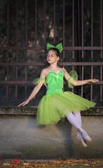 Ljilja #3 (bojanstanulov) Tags: ballerina balet ballet beautiful balletdancer balletshoes children kid