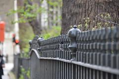 London fence (Hayashina) Tags: fence london hff