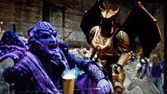 Ivan Ooze and Goldar (Courtney Bonnick) Tags: mighty morphin power rangers ivan ooze goldar