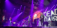 The Dead Daisies - Dow Event Center - Saginaw, MI - 8/15/16