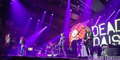 The Dead Daisies - Dow Event Center - Saginaw, MI - 8/15/16