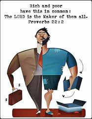 Proverbs 22:2 (joshtinpowers) Tags: proverbs bible scripture