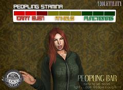 Violetility Peopling Bar Ad Final (Violetility) Tags: slocca mesh mood meter bar level secondlife sl