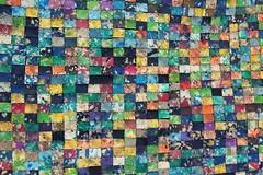 Street Art at Chale Wote 2016, Jamestown, Accra, Ghana (alexlebienheureux) Tags: accra art arrangement background backgrounds colorful creativity design ghana jamestown multi colored recycle recycled materials repetition streetart