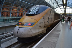 Eurostar 373224 (Will Swain) Tags: london st pancras international station 18th july 2016 greater capital city south east train trains rail railway railways transport travel uk britain vehicle vehicles country england english eurostar 373224 3224 3223 373223