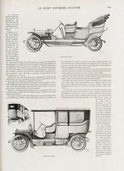 1907-12-01. Le Sport universel illustr 809 (foot-passenger) Tags: salondelautomobile 1907 france bnf gallica