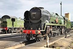 IMG_8477 (D9022) Tags: gloucesterwarwickshirerailway toddington 47376 freightliner gloucestershire 7903 d6948 37248 37215 35006 peninsular oriental sn co royal merchant navy class 4270 foremarke hall d8137 1693 d6036