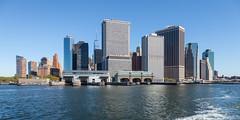 Lower Manhattan (Robert Wash) Tags: newyork ny newyorkcity nyc manhattan lowermanhattan downtownmanhattan wtc newyorkharbor governorsisland