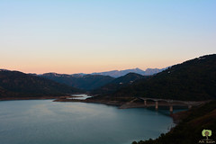 Barrage de Taksebt (Ath Salem) Tags: algrie tiziouzou beni aissi barrage taksebt eau coucher de soleil djurdjura promenade tourisme dcouverte kabylie         main juif
